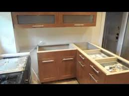 complete kitchen diy remodel with ikea cabinets youtube