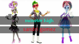 monster high halloween dolls abbey bominable moanica d u0027kay and deuce dance the fright away