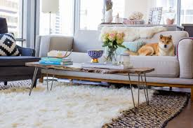 Livingroom Rugs by How To Layer Rugs Like A Pro U2014 The Fox U0026 She