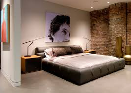 Best Industrial Scandinavian Interior Design Images On - Simple bedroom interior design