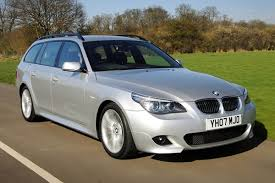 parkers bmw 5 series bmw 5 series touring review 2003 2010 parkers