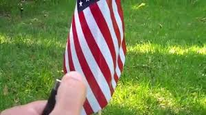 How To Dispose Of Old Flags July 4th 2015 American Flag Burning Youtube