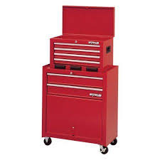 stanley tool chest cabinet waterloo basic tool center chest cabinet red walmart and products