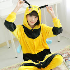 aliexpress com buy cute christmas women fur brown bee pajamas