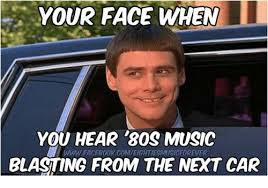 Music Meme - your face when you hear bos music www facebook