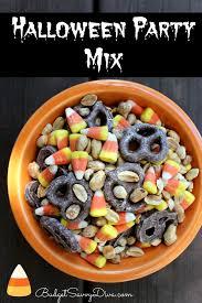 halloween party mix recipe budget savvy diva