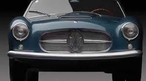 maserati a6gcs spyder 1955 maserati a6g2000 spyder by carrozzeria zagato youtube