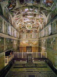 sistine chapel wikipedia