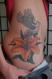 15 sweet dove tattoos