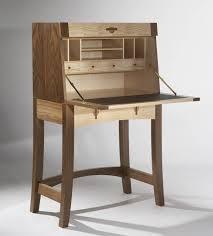 bureau in writing bureau in walnut maple makers eye