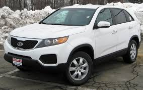 kia sorento information and photos momentcar