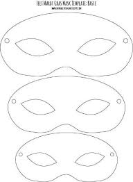 mask template masks for free printable mask template masks and felt