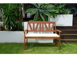 Simple Outdoor Bench Seat Plans by Simple Outdoor Bench Seat Cushions Diy Outdoor Bench Seat