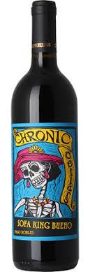 chronic cellars sofa king bueno sofa king bueno 2015 chronic cellars majestic wine