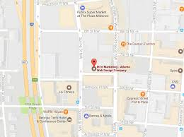 Map Of Midtown Atlanta by Atlanta Web Design Company Seo Ppc Lead Gen M16 Marketing