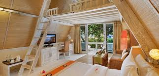 pearl of trawangan lumbung beach cottages gili trawangan