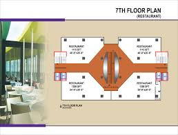 floor plan restaurant floor plan uttara square shopping complex