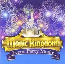 disney various disney magic kingdom event party music cd