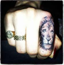 25 unique lion finger tattoos ideas on pinterest love finger