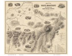 Littleton Colorado Map by Old White Mountains Maps