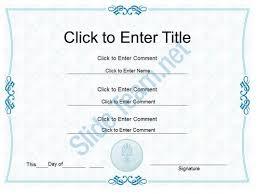 25 melhores ideias de sample certificate of recognition no