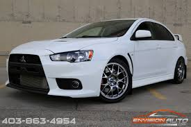 mitsubishi evo wagon mitsubishi envision auto calgary highline luxury sports cars