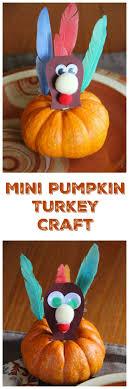 mini pumpkin turkey craft turkey craft mini pumpkins and easy