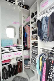 Closet Makeovers From Cluttered Mess To Mini Dressing Room A Diy Closet Makeover