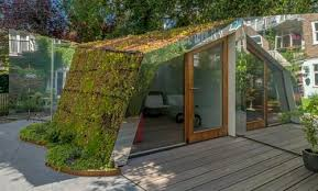 tiny house studio tiny house garden studio with mirror camouflage neat