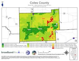 County Map Illinois by Coles County Maps U2014 Broadband Illinois