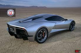 Hre Flag Mid Engined Corvette