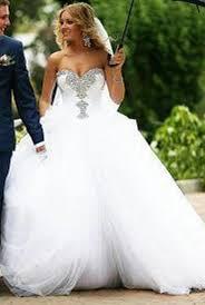 ball gown wedding dresses 2017 vestido de noiva white tulle