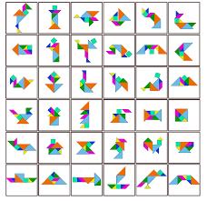 tangram puzzle tangram puzzles images royal rangers