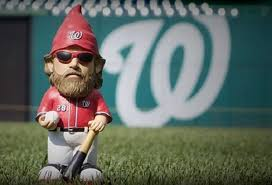 Garden Nome by The Jayson Werth Garden Gnome Market Is Red The Washington Post