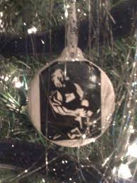 Music Christmas Tree Decorations by Kerry King Slayer Christmas Tree Ornament My Heavy Metal Music