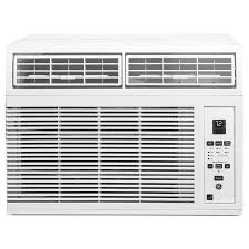shop ge 8000 btu 400 sq ft 115 volt window air conditioner energy
