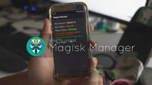 setup magisk manager on rooted android device hide