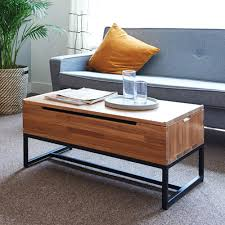 tinwood scandi industrial sofa coffee table lift up system