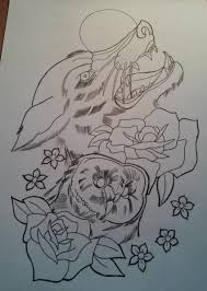 wolf owl neo traditional concept by mateuszbabski on deviantart