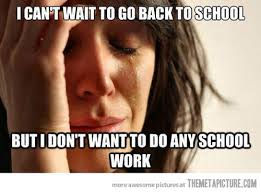 Going Back To School Meme - best back to school memes smosh