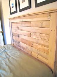 Pallet Wood Headboard Charming Gorgeous Pallet Wood Headboard White Reclaimed Wood