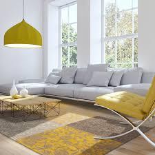 louis de poortere rugs vintage multi 8084 yellow free uk