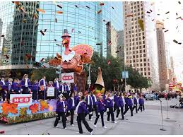 houston s thanksgiving parade this turkey day