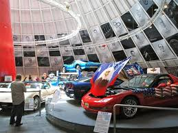 where is the national corvette museum sinkhole at national corvette museum claims eight cars 18