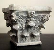 Greek Pedestal Column Pedestal Ebay