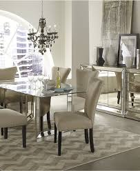 how to decorate mirrored dining table elliots better homes
