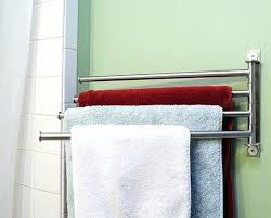 Towel Ideas For Small Bathrooms Towel Rack Ideas For Small Bathrooms The The Door Towel Rack