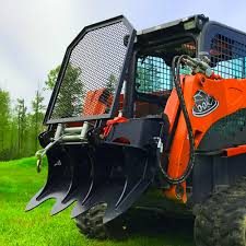 eterra skid steer winch attachment skid steer solutions
