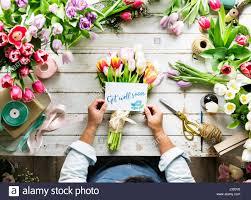 get better soon flowers florist fresh flowers bouquet arrangement with get well