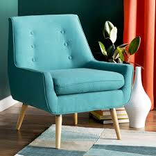 Teal Armchair For Sale Langley Street Eytel Armchair U0026 Reviews Wayfair